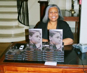HueMan Bookstore sells at Kekla's book launch